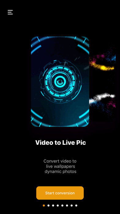 VTLMaker-Video To LivePhoto screenshot one