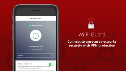 Mobile Security & Safe Web VPN app image