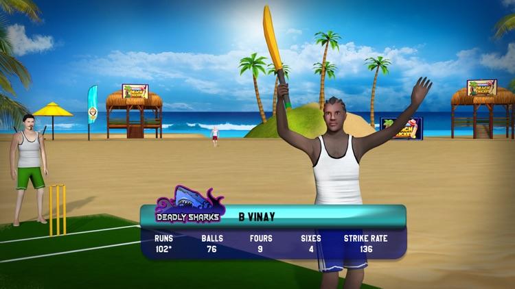 Friends Beach Cricket screenshot-3