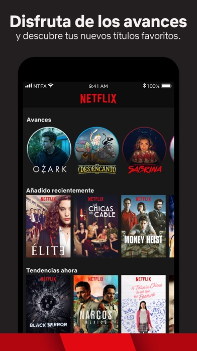 download Netflix apps 4