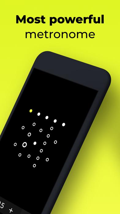 Impulse - Metronome Rhythm screenshot four