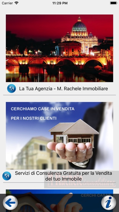 Screenshot for MRachele Immobiliare in United States App Store