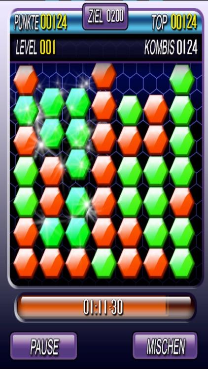 Die Hexagon Ordnung