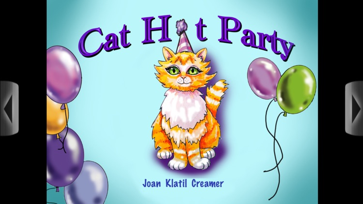 Cat HAT Party
