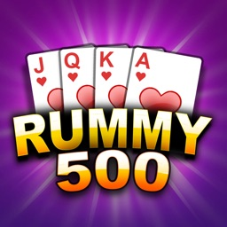 Rummy 500 card offline game