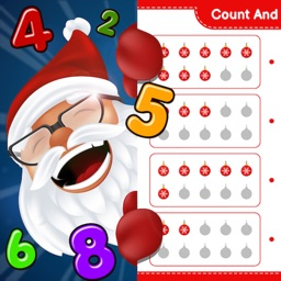 Count And Match XMas