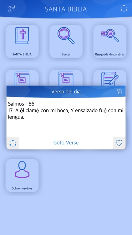 Spanish Bible Offline screenshot-5