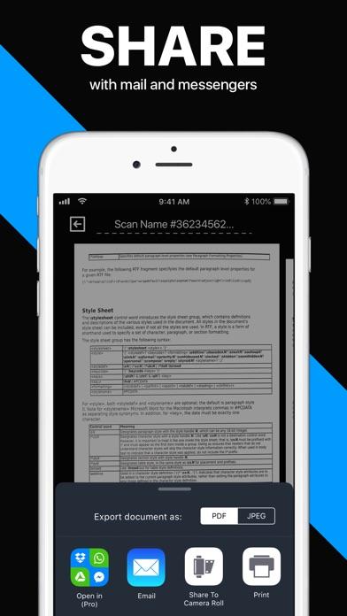 download Scanner App: PDF Docs Scan indir ücretsiz - windows 8 , 7 veya 10 and Mac Download now