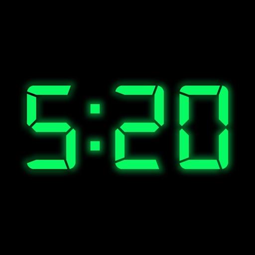 デジタル時計 - LED 目覚まし時計