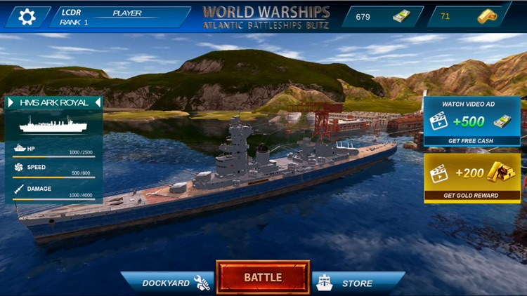 Sea Battle: Target Navy Boat screenshot-5