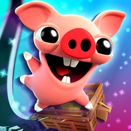 Ícone do app Bacon Escape 2