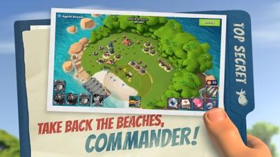 Screenshot from Boom Beach