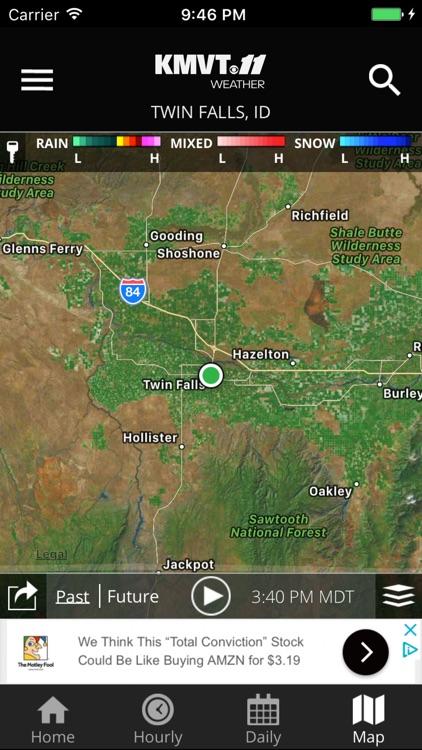 KMVT Weather screenshot-4