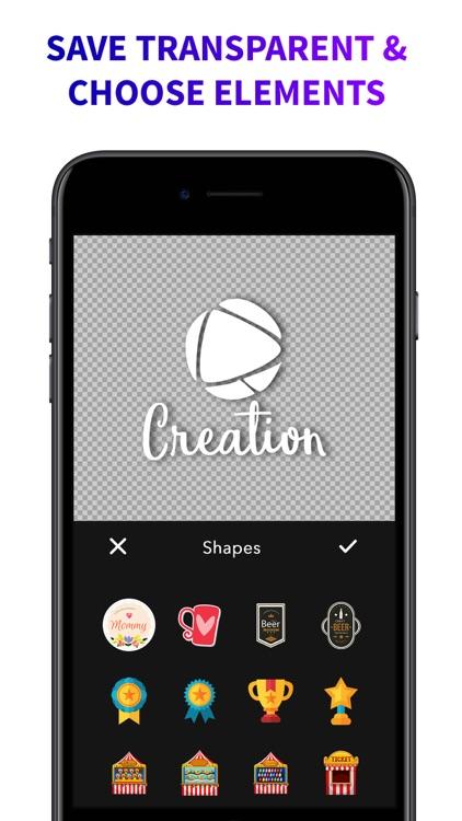 Intro Maker Logo Maker Design screenshot-5