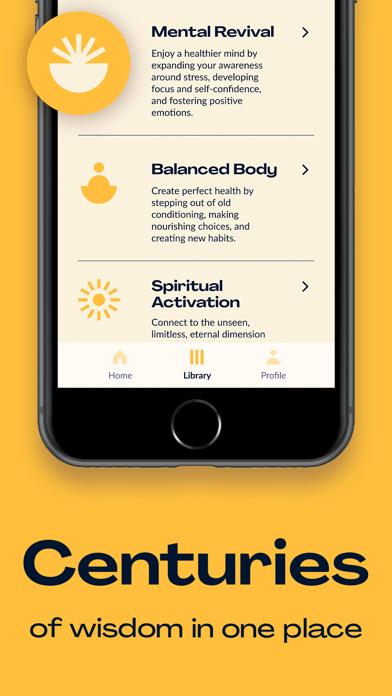 Chopra Meditation & Well-Beingのおすすめ画像4