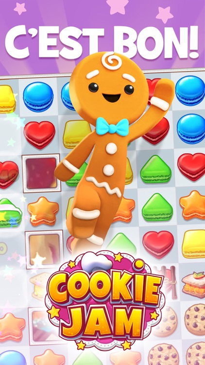 Cookie Jam Matching Game screenshot-4