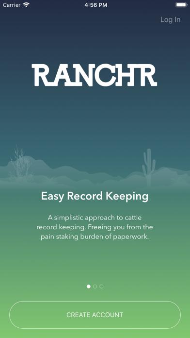 Ranchr - Cattle Record KeepingScreenshot of 1