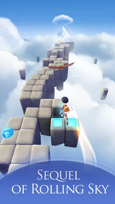 Rolling Sky 2 screenshot 1