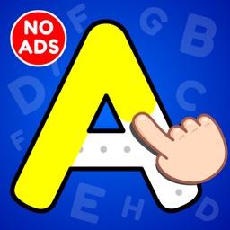 ABC Tracing & Phonics For Kids