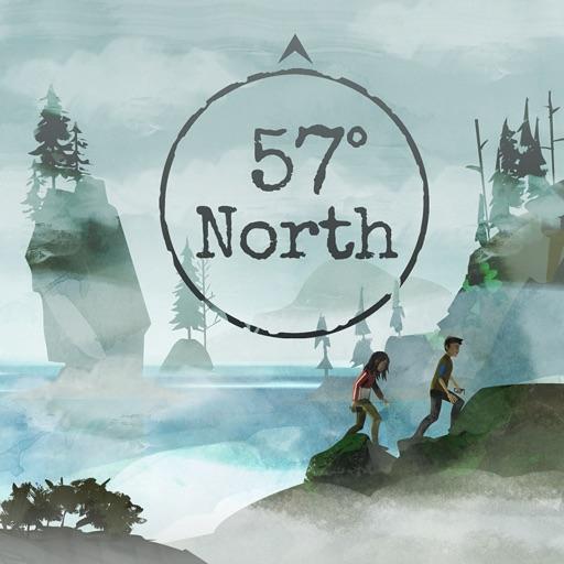 57° North