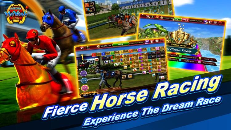 Slots GoldenHoYeah-Casino Slot screenshot-4