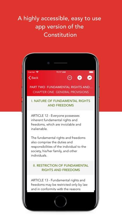 Constitution of Turkey screenshot-5