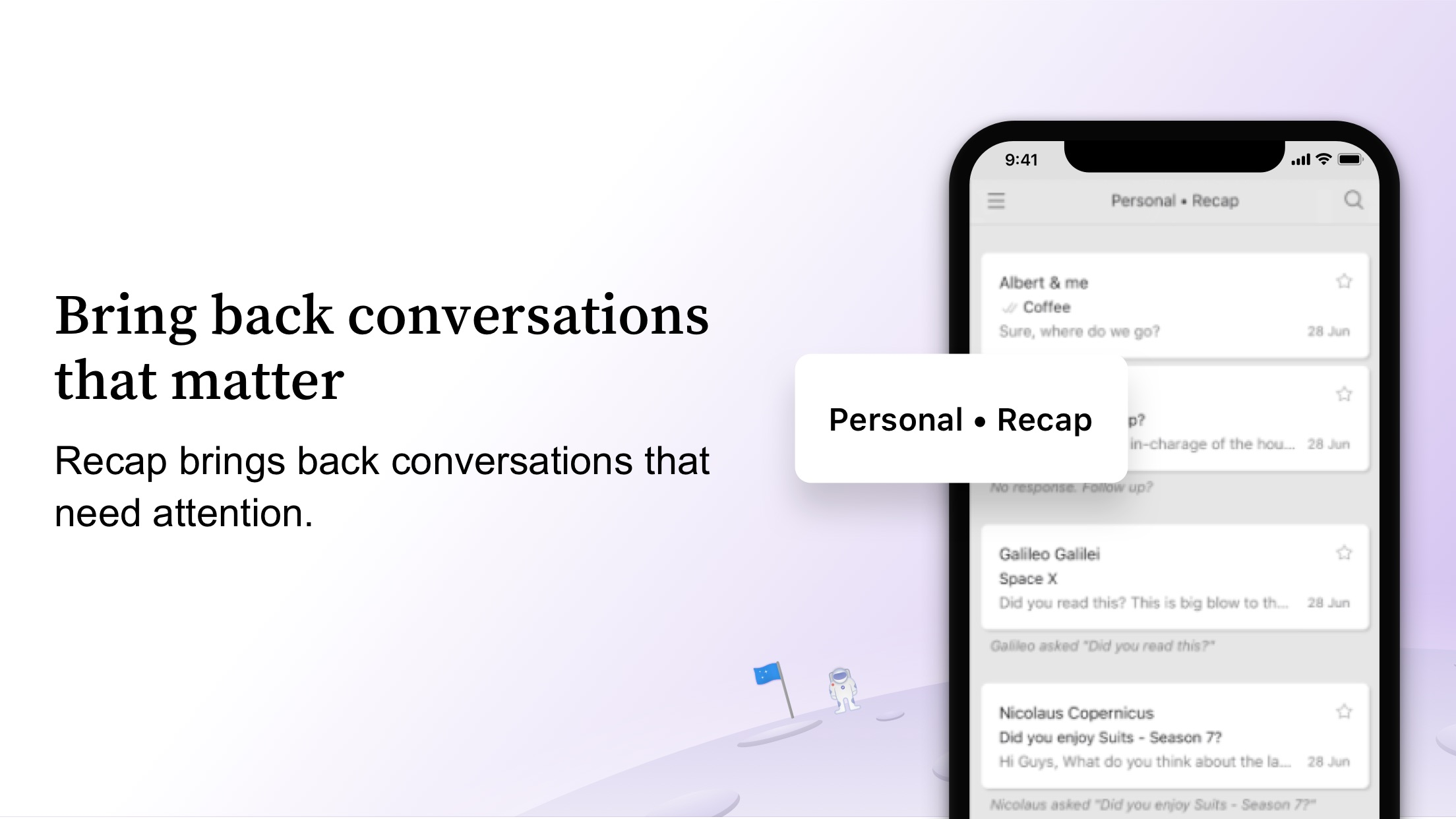 Screenshot do app Newton Mail - Email App