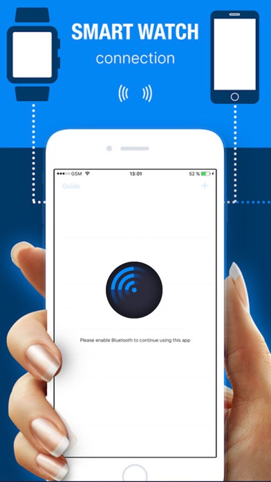 Smart BT Notifier Scanner
