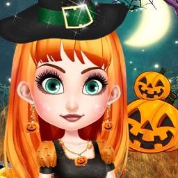 Princess Sarah Halloween Party