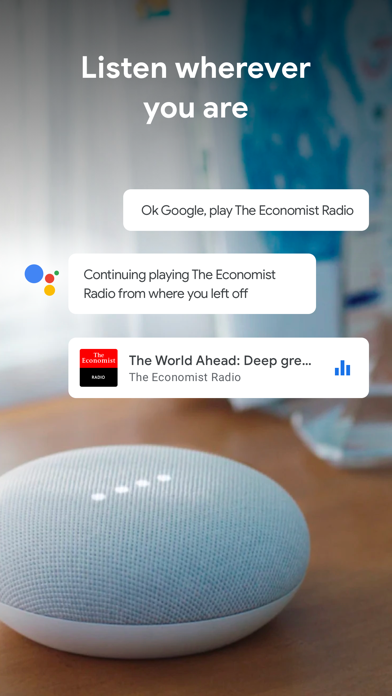 Google Podcasts screenshot 5