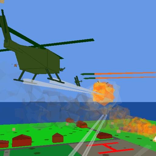 Ретро полет: военный сим