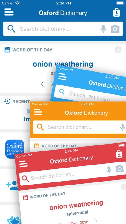 Oxford Dictionary of Geology screenshot-4