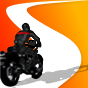 Scenic - GPS Motorcycle Navigation, Route Import, Planning and Ride Tracking icon