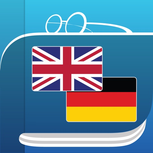 English-German Dictionary.