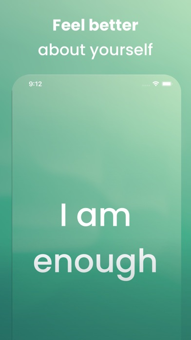 I am - Daily Affirmations Screenshot