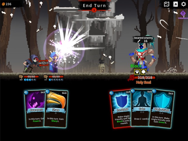 ‎Silent Abyss-fate of heroes Screenshot