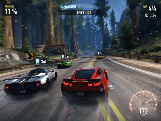 ‎Need for Speed No Limits Screenshot
