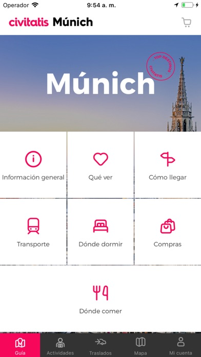 Guía de Múnich Civitatis.comCaptura de pantalla de2