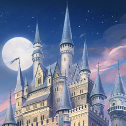 Ícone do app Castles of Mad King Ludwig