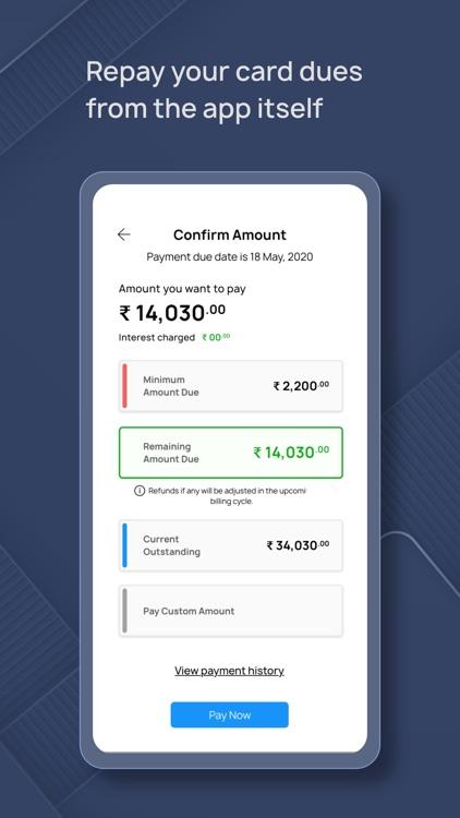 OneCard - Metal Credit Card screenshot-9