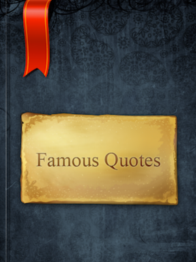‎53,000+ Famous Cool Quotes Screenshot