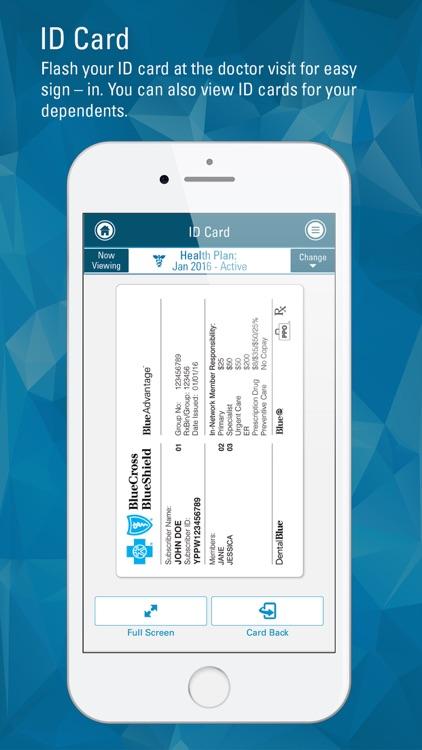 Blue Connect Mobile NC screenshot-3