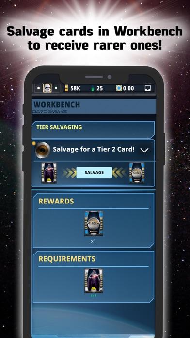 Star Wars Card Trader by Topps Screenshot