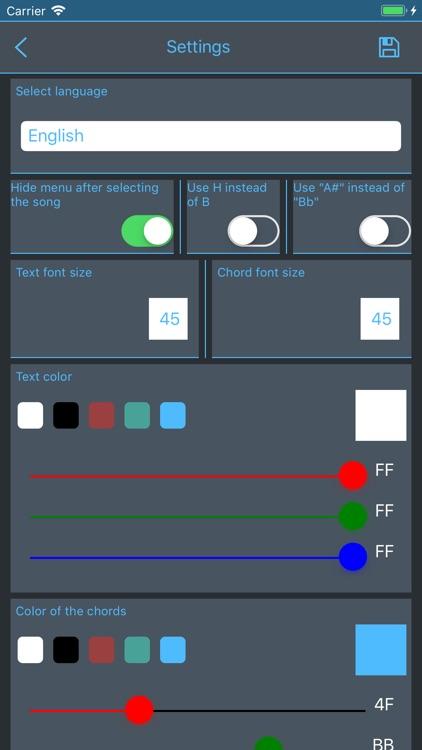 Song TextBook (Little) screenshot-8