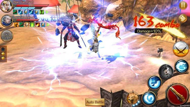 Dynasty Legends:Warriors Unite screenshot-6