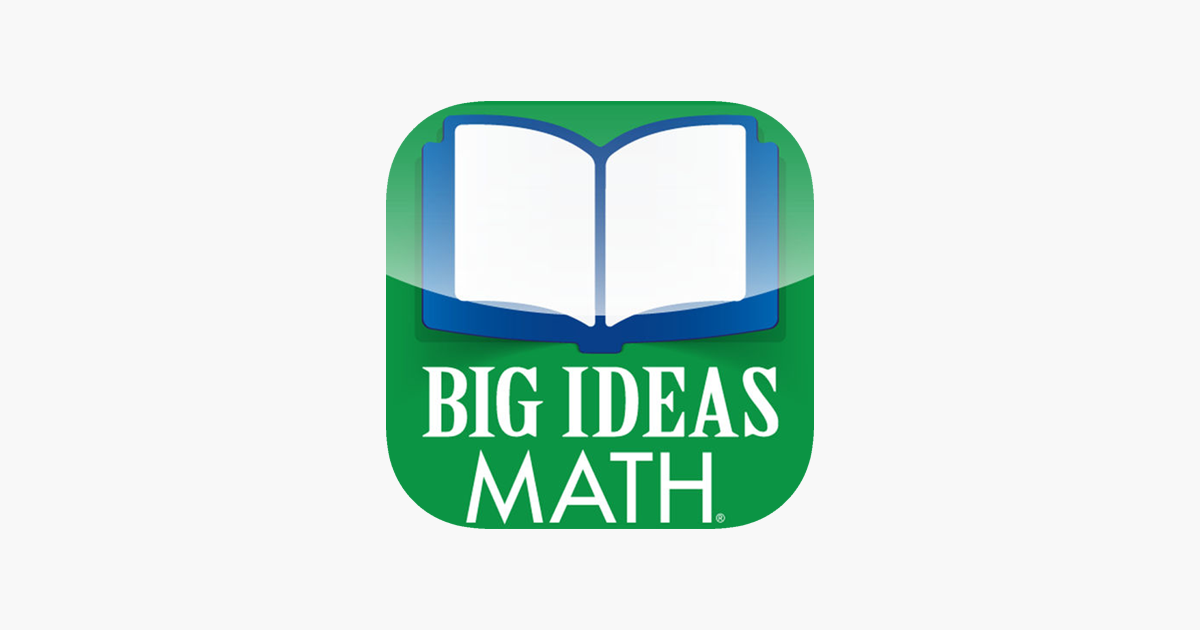 Big Ideas Math on the App Store