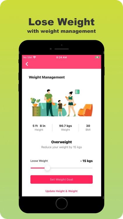 Step Counter - Step Tracker screenshot-4