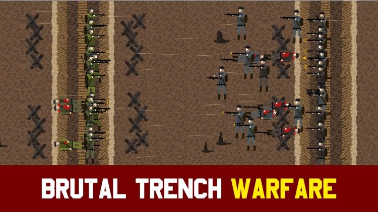 Trench Warfare 1917: WW1 Game screenshot-9