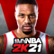 App Icon for My NBA 2K21 App in United States IOS App Store