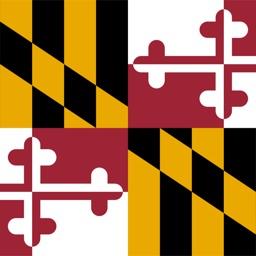 Maryland state - USA emoji